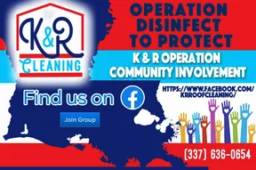 Operation Disinfect & Protect